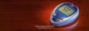 Diabetes Mellitus - Glucose meter - Banner