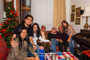 Colombian Christmas Party