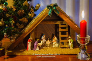 Christmas Crib - Decoration at Home