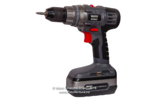 Chordless Master Mechanic 18V Drill-Driver