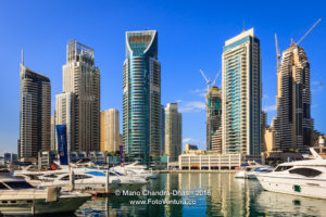 Dubai, UAE - The Marina, Absolute Arabian Luxury