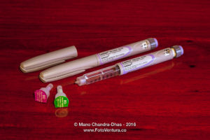 The Sanofi-aventis Lantus Glargine Insulin Pen