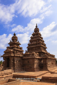Mahabalipuram, India - Iconic 1300 Year Old Shore Temple