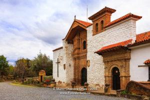 Villa de Leyva, Colombia - Monastry Santo Ecce Homo