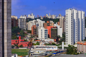 Sao Paolo, Brazil - The largest city in South America © Mano Chandra Dhas
