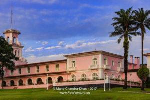 Iguacu, Brazil - Cataratas Hotel at Sunset © Mano Chandra Dhas