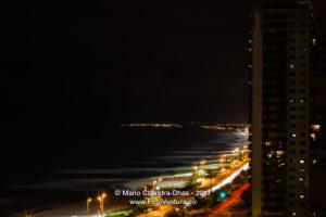 Brazil - Baja Beach in Rio de Janeiro Before Sunrise © Mano Chandra Dhas