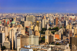Sao Paolo, Brazil: South America's Largest City © Mano Chandra Dhas