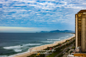 Brazil - Baja Beach in Rio de Janeiro at sunrise © Mano Chandra Dhas