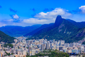 Rio de Janeiro, Brazil: looking towards Corcovado, from Sugarloaf Mountain © Mano Chandra Dhas