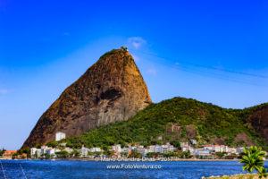 Rio de Janeiro, Brazil - the iconic Sugar Loaf Mountain © Mano Chandra Dhas