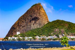Rio de Janeiro, Brazil: the iconic Sugar Loaf Mountain © Mano Chandra Dhas