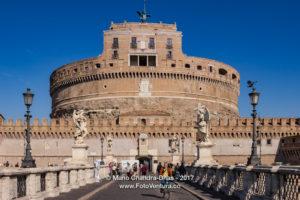 Rome, Italy - Castel Sant'Angelo © Mano Chandra Dhas