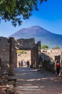Pompeii, Italy - in the shadow of Mount Vesuvius. © Mano Chandra Dhas