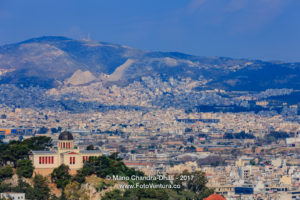 Athens, Greece - View from the Acropolis; the Observatory © Mano Chandra Dhas
