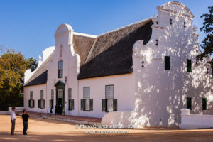 Cape Town, South Africa - Colonial Architecture © Mano Chandra Dhas