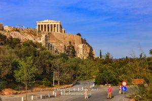 Athens Greece - The iconic Parthenon on the Acropolis © Mano Chandra Dhas
