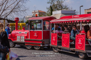 Athens, Greece - Tourists on Sightseeing Tour © Mano Chandra Dhas