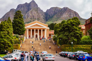 South Africa - University of Cape Town © Mano Chandra Dhas
