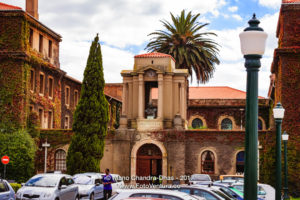 University of Cape Town - Smuts Hall © Mano Chandra Dhas