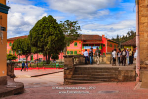 Nemocón, Colombia - Vivid colours of Colombia