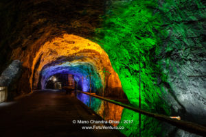 Colombia, South America - Old Underground Halite Mine In The Town of Zipaquirá