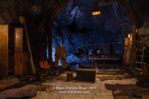 Nemocón, Colombia: Underground Halite Mine Was Used As The Set For The Movie Los 33