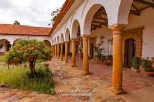 Villa de Leyva - Convento del Santo Ecce Homo