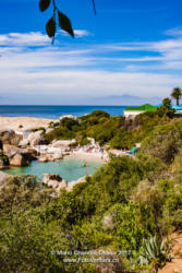 Boulders Beach near Cape Town, South Africa © Mano Chandra Dhas