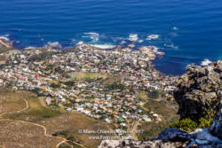 Camp's Bay, Cape Town, South Africa © Mano Chandra Dhas