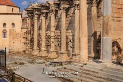 Athens, Greece - Hadrian's Library near Monastiraki Square © Mano Chandra Dhas