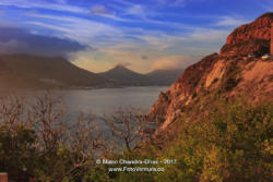 South Africa - Sunset at Hout Bay