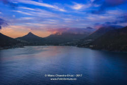 South Africa - Hout Bay at sunset © Mano Chandra Dhas