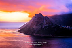 South Africa - Sunset at Hout Bay © Mano Chandra Dhas