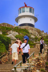South Africa - The Old Lighthouse at Cape Point © Mano Chandra Dhas