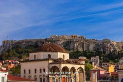 Athens, Greece - Tzistarakis Mosque on Monastiraki © Mano Chandra Dhas