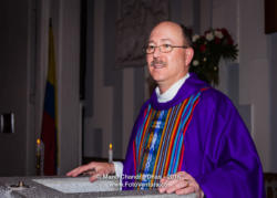 Portrait of The Rev Canon Dr. Ted Gaiser