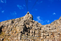 Cape Town, South Africa - Cable Car to Table Mountain © Mano Chandra Dhas