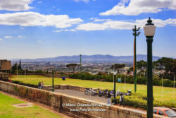 South Africa: View of the City from University of Cape Town © Mano Chandra Dhas