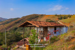 El Guyabal, Colombia - Farmstay accommodation on the Andes Mount