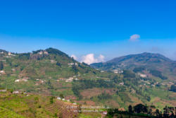 Kodaikanal, Tamil Nadu, India - A Panoramic View Of The Hill Station Created By The Colonial British On The Palani Hills, When They Were In India