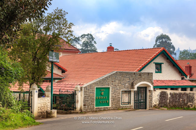 Kodaikanal, Tamil Nadu, South India - Kodai Club